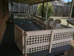 Demolition sale - Timber decking - Buyer to remove-Price reduced Baulkham Hills The Hills District Preview