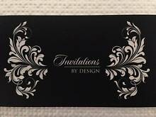 Invitations By Design Fitzroy Prospect Area Preview