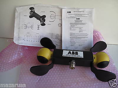 Abb Jstd25p-1 Two-hand Safety Device Abb 2tlj020007r6500 Two-hand Control New