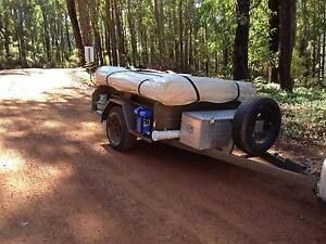 Off Road Camper Trailer Mullaloo Joondalup Area Preview