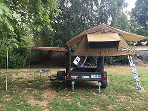 Camping camper trailers roof top tents sale and hire Deloraine Meander Valley Preview