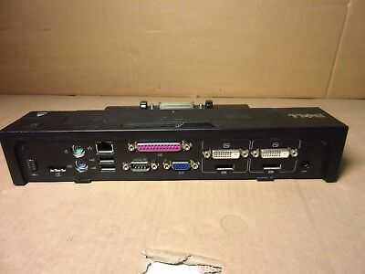 Dell cy640 e port plus docking station latitude e6420 e6500 e6520 e6410 k09a
