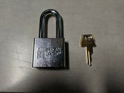 American Lock A5261ka-xj12 Padlock 2 5260 Series Solid Steel