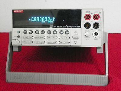 Keithley 2790 Sourcemeter Nist Calibrated Units In Stock Up To 30 Day Warranty