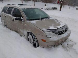 Ford Focus wagon 2007