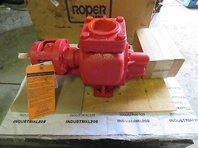 Roper Type 5 Fig 10375 3 Process Pump New