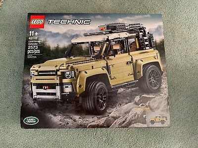 Lego Technic Land Rover Defender Set 42110 NEW