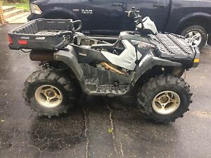 Parting out-2007 Polaris sportsman 800