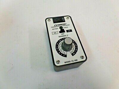 Omega Engineering Thermocouple Simulator Cl300-500f 73082-33