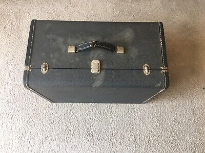 Crown 700 / 800 Series reel to reel cabinet / case Vintage 1970's FREE SHIPPING
