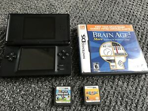Nintendo DS & Mario games
