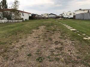 Mobile home lot in Vimy