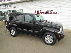 2012 Jeep Liberty Sport 4X4 mint cond.