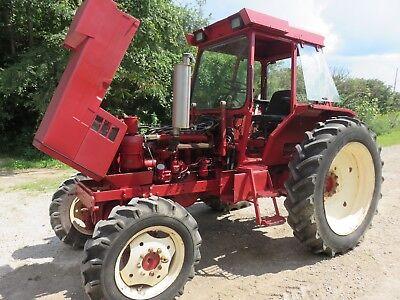 Belarus 425 Diesel Farm Tractor 4 X 4