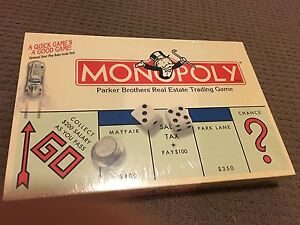 Original Monopoly board game Carlingford The Hills District Preview
