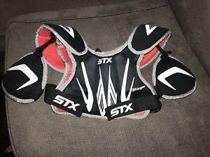Mini-tyke / tyke lacrosse equipment - $30