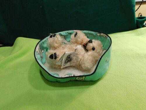 """Mill Creek Creations Rosalie Frischmann Original. Baby Palm Puppy """"Gi Gi""""  2002"""
