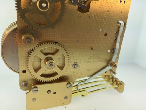 Howard Miller 340 020 Clock Movement With Bronze Bushings