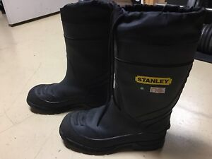 Stanley CSA Steel Toe Rubber boots
