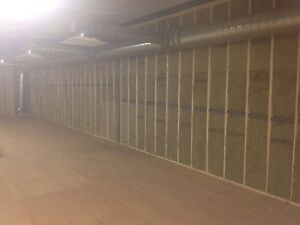 Insulation Drywall Taping Texture Steel-Stud & T-Bar Contractor Strathcona County Edmonton Area image 10