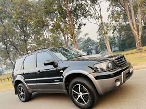 2006 Ford Escape XLS 4 Sp Auto 4x4 Wagon Low Kms Full Service History Moorebank Liverpool Area Preview