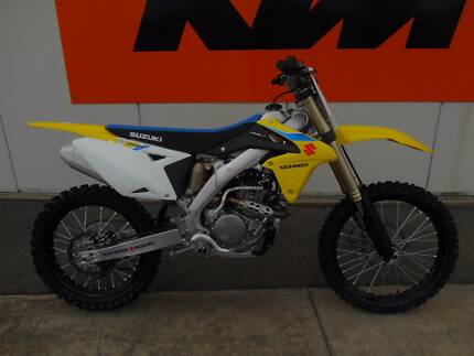 SUZUKI RMZ-250 Ex DEMO 2018 MODEL