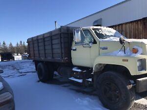 1990 gmc topkick dump truck 366 engine