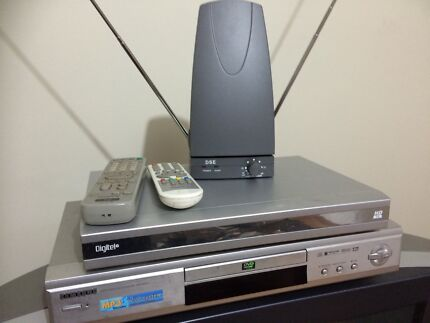 Set top box, aerial and DVD player Semaphore Park Charles Sturt Area Preview