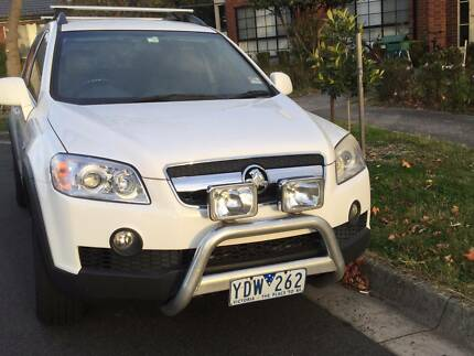 Holden Captiva 2008  // BARGAIN //