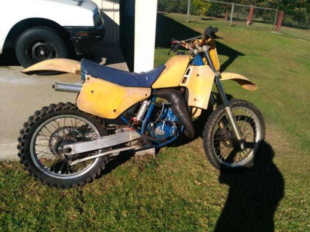 1986 Suzuki RM 125 | Picture 1359017
