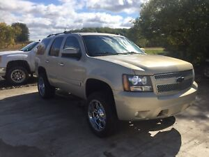 Chevy Tahoe fully loaded, remote starter