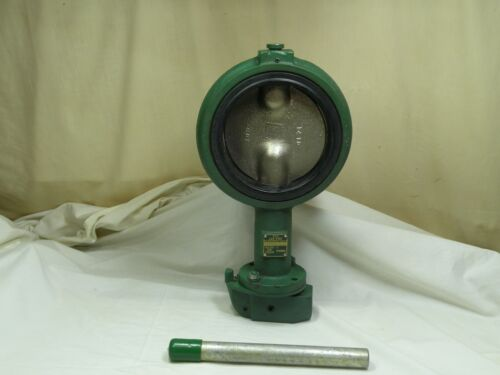 """DEMCO 2152-1215311, 5"""", 150 PSI BUTTERFLY VALVE, Never Used"""