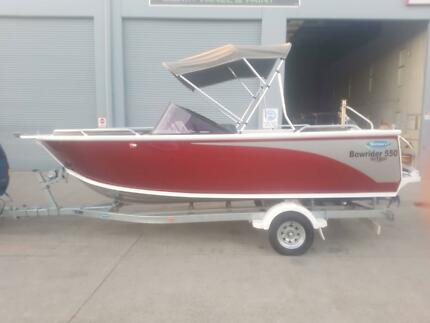 Boat Brand New Stessco 5.5M Bowrider