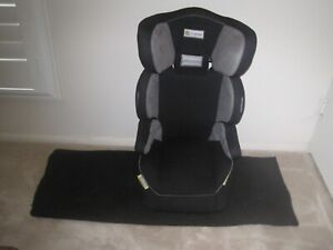 Infasecure Car Booster Seat plus  Seat Protector Mat
