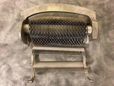 Hobart 403 Meat Tenderizer Cuber Blade Set W Combs Nice