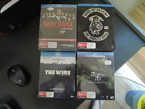 Assorted Dvd 's on Blu Ray Cranbourne North Casey Area Preview