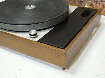 Thorens TD 150 MKII Vintage Hi Fi Belt Drive Record Vinyl Player Deck Turntable