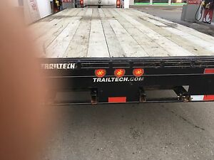 Looking to trade 20 foot trailer