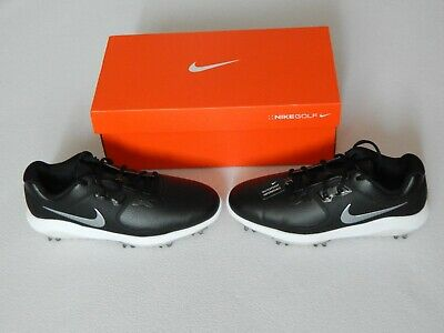 NIKE VAPOR PRO MENS WATERPROOF BLACK GOLF SHOES AQ2196 001 ,UK 8 W ,EU 42.5 ,NEW