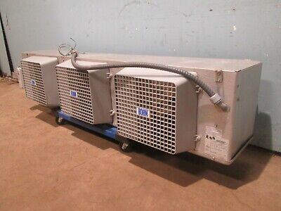 Bohnheatcraft Adt156aswj H.d. 3 Fans 115hp 115v Walk-in Cooler Evaporator