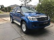 TOYOTA HILUX SR5 Point Cook Wyndham Area Preview