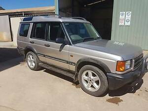 2000 Land Rover Discovery Wagon Kalgoorlie Kalgoorlie Area Preview