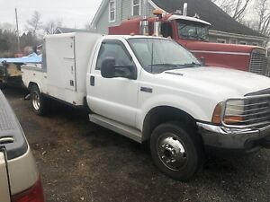 1999 ford f450 2 wheel drive 7.3 5 speed