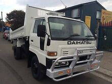Daihatsu delta Fairfield East Fairfield Area Preview