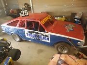 Speedway junior sedan  Woorree Geraldton City Preview