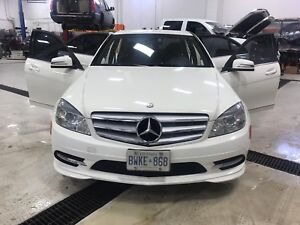 2011 Mercedes Benz C250 4matic for sale
