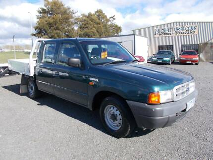 2001 Ford Courier Ute (3756) Warrenheip Ballarat City Preview