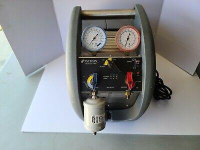 Inficon 714202g1 120v 1hp Vortex Dual Refrigerant Recovery Machine 714-202-g1