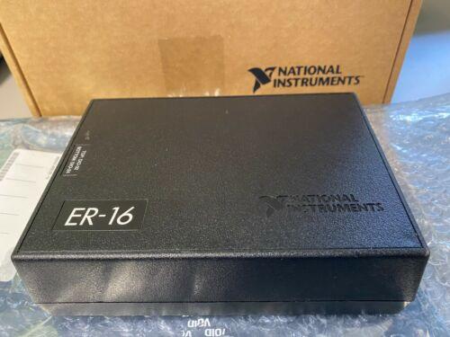 National Instruments ER-16, 183064B-02, 777081-01, Electromechanical SPDT Relay
