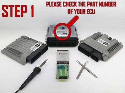 MERCEDES W156  ECU ECM DME PCM PCU MSG ENGINE CONTROL UNIT A1569003302